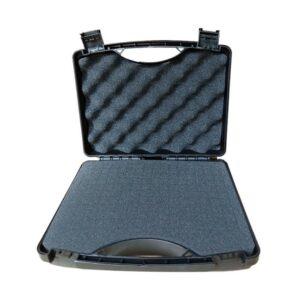 Beschermende koffer (open)